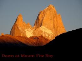 Cerro El Chaltén - Santa Cruz - Argentina